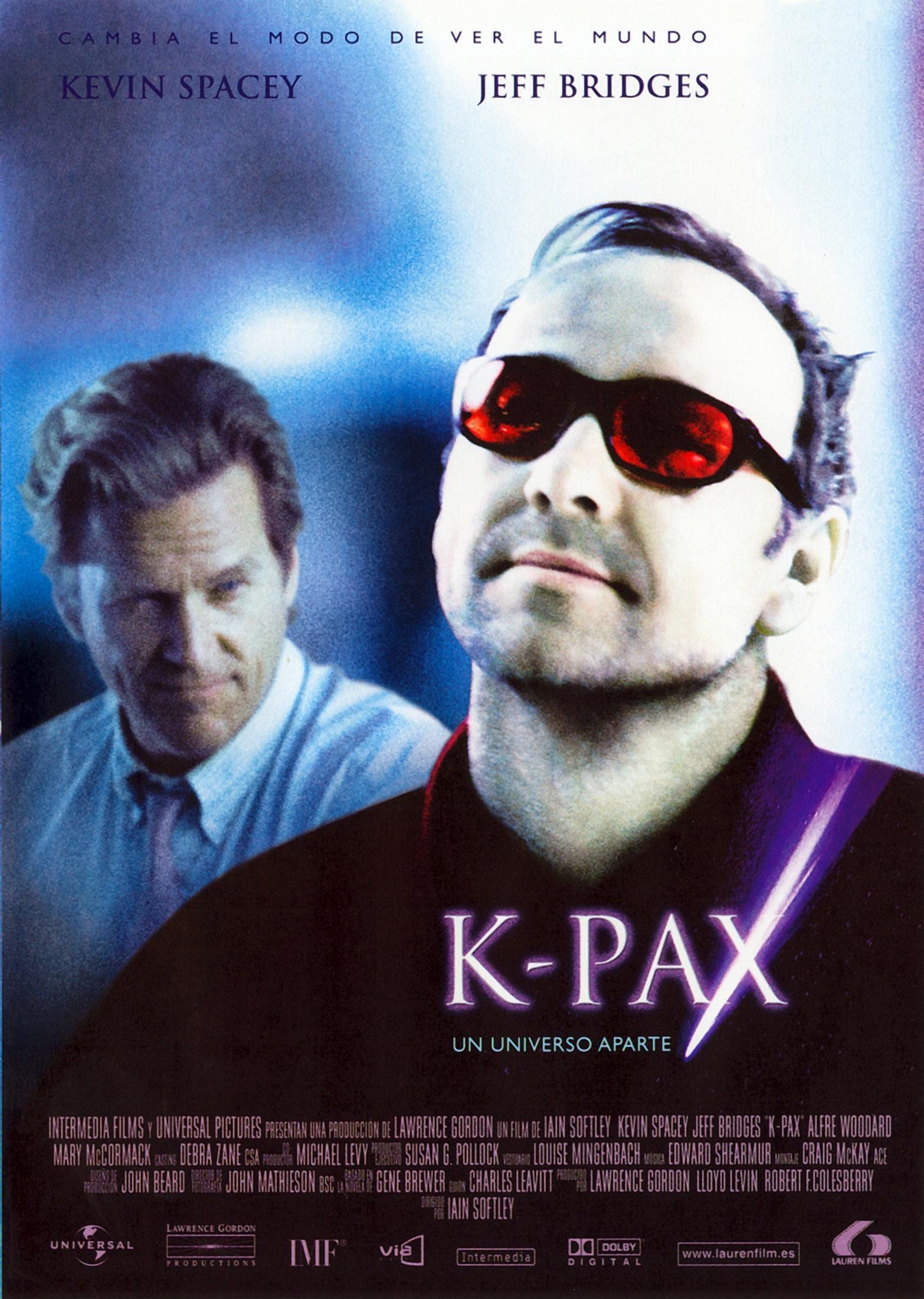 K-PAX思維與念頭