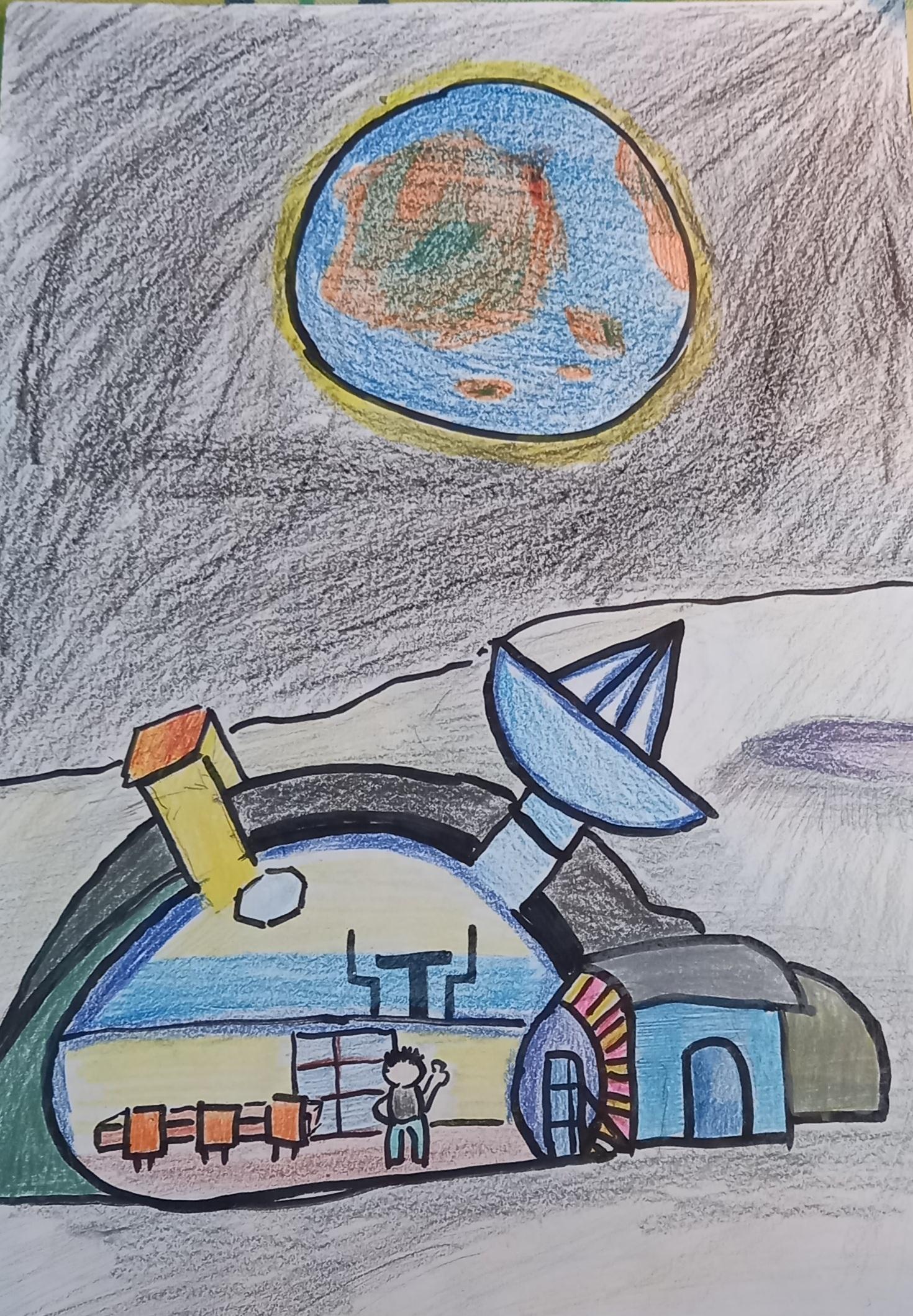 109s2★w18-19-20★GS33 0614-0702  月全食的月球看地球